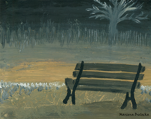 Lonley bench