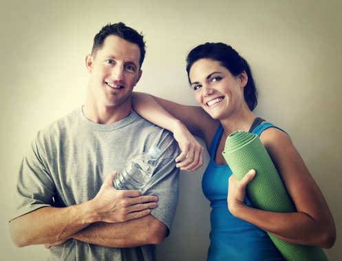The Couples Fitness Guide