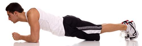 standart plank