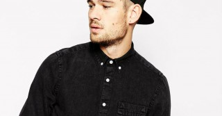 man asos black2