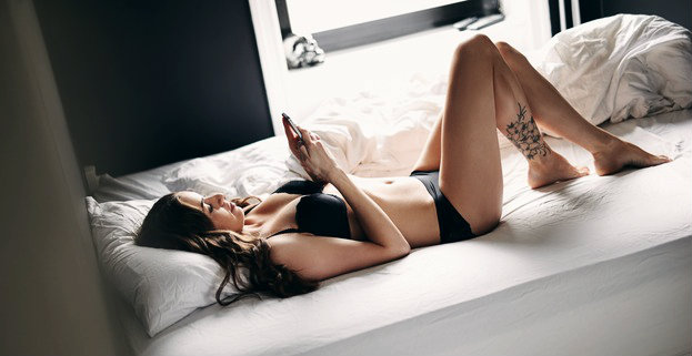 Passionate sexting examples