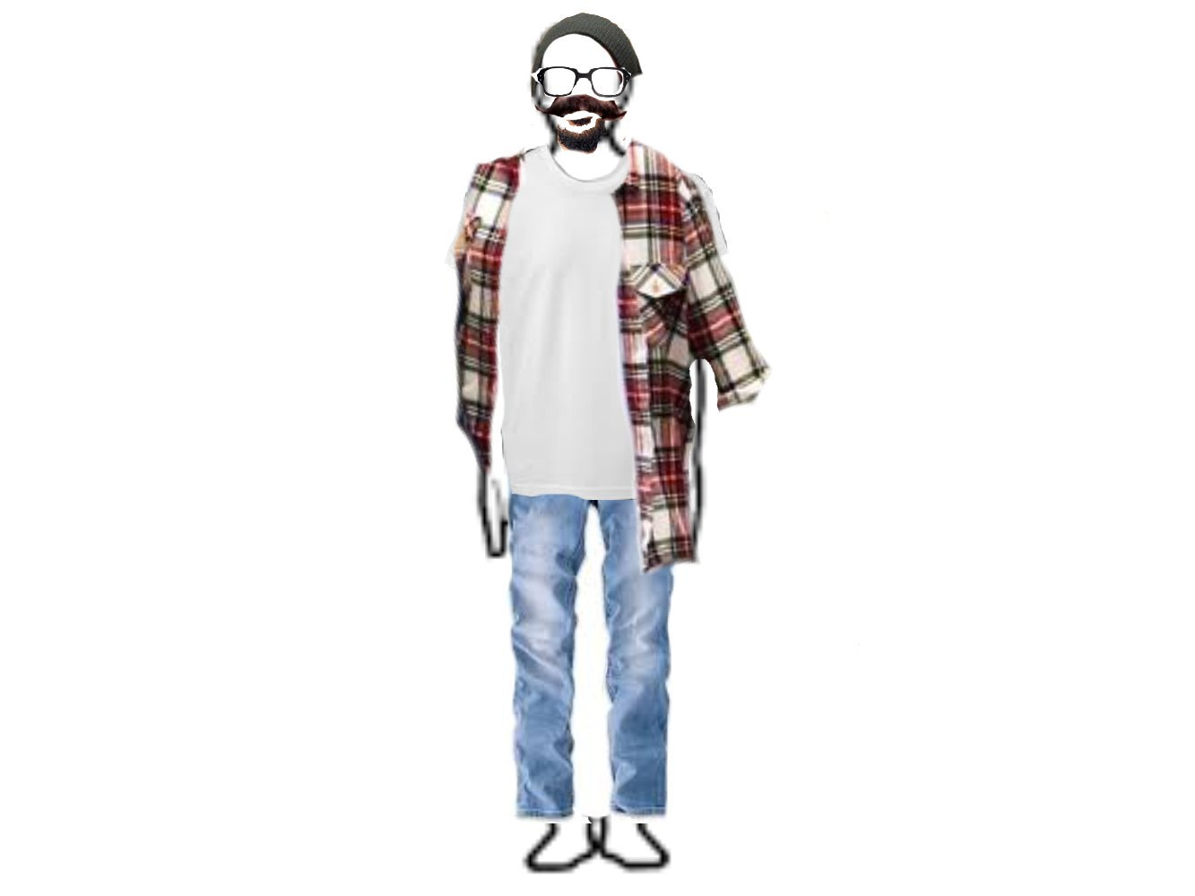 How to Dress Like a Hipster