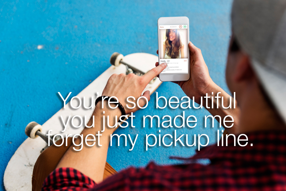 Best pickup lines for hookup websites