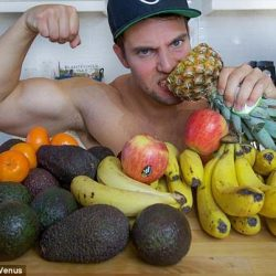 Vegetarian Bodybuilding Diet  Plan