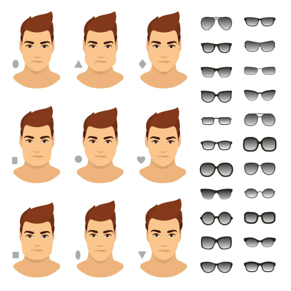 Sunglasses and Pick The Right Ones For Your Face