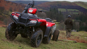 buying an used quad